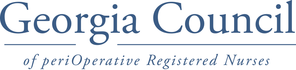 GA Council of periOperative Registered Nurses